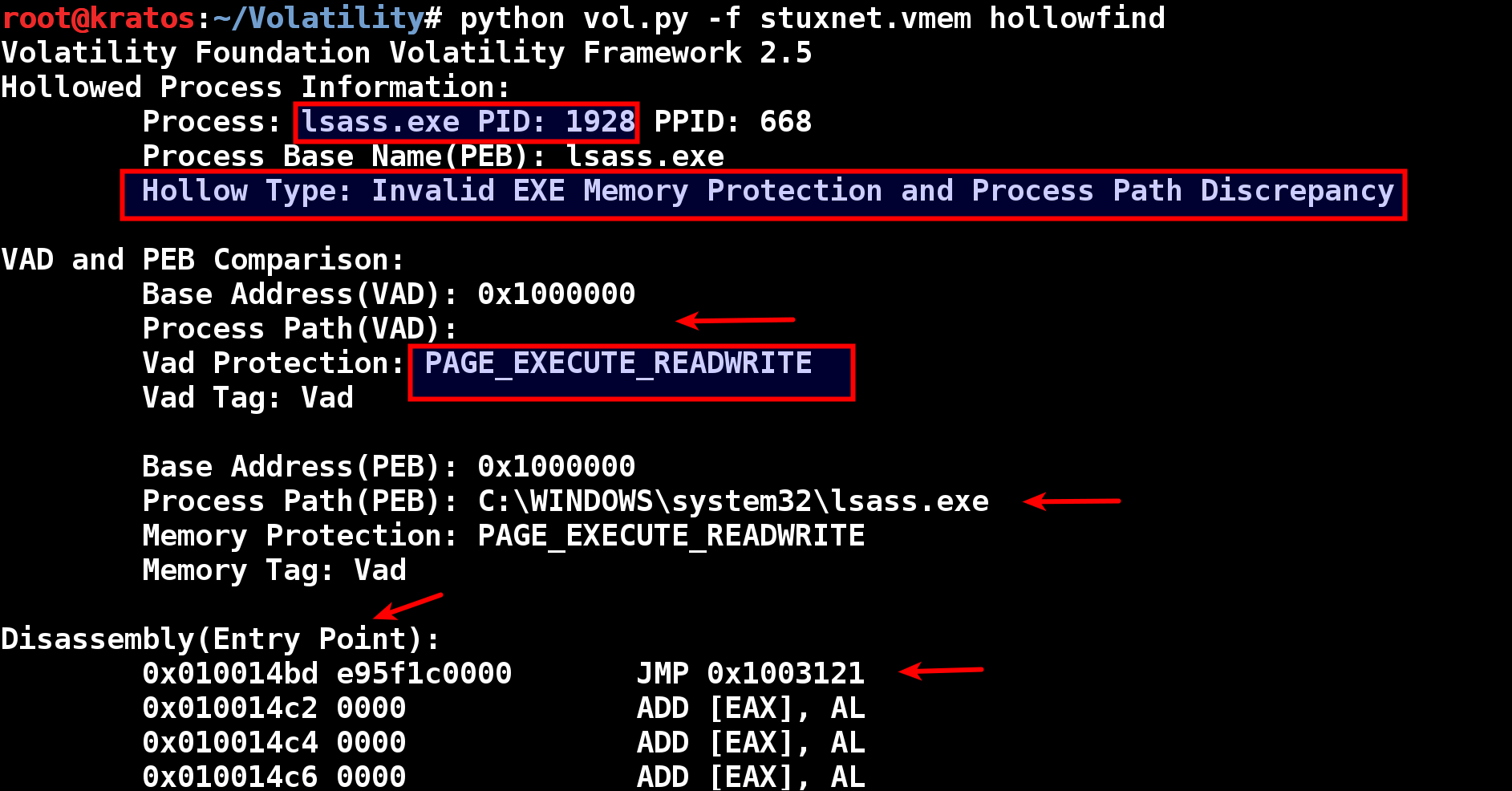 LSASS.exe: what is this process, and how to reduce the load on computer system resources 80